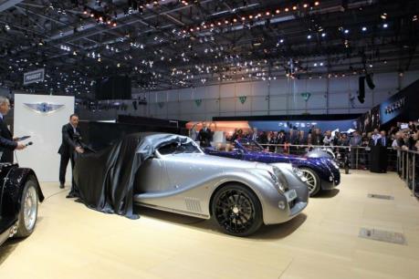 Sôi động Triển lãm Geneva Motor Show