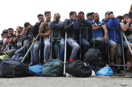 Vấn đề người di cư: Slovenia thông qua luật mới siết chặt điều kiện xét duyệt tị nạn