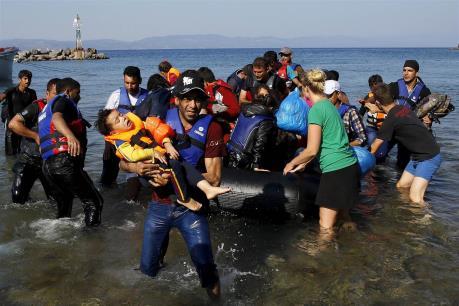 Vấn đề người di cư: Thêm nhiều người thiệt mạng ngoài khơi Thổ Nhĩ Kỳ