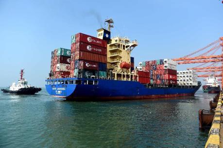 Trung Quốc mở tuyến vận tải biển mới tới Myanmar