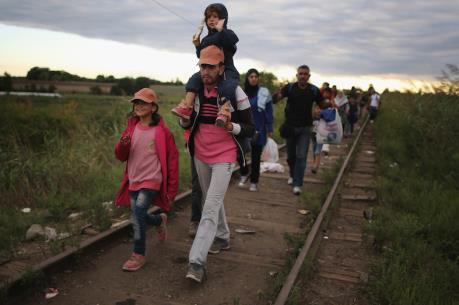 """Vấn đề người di cư: EU sẽ đóng cửa """"lộ trình Balkan"""""""