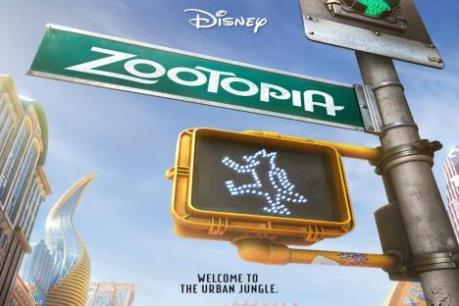 """Top 10 phim ăn khách: """"Zootopia"""" đánh bật """"tân binh"""""""