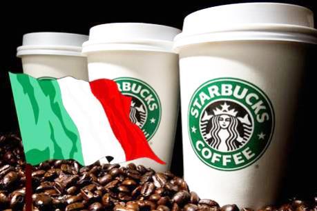 """Starbucks đến Ý với """"sự khiêm nhường"""""""