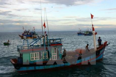 Cứu kịp thời 22 ngư dân gặp nạn ở ngư trường Hoàng Sa