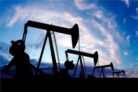 Giá dầu Brent vượt mốc 40 USD/thùng