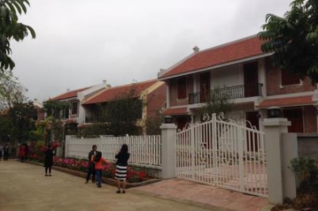 Hà Nội thành lập đoàn thanh tra để xử lý vi phạm tại resort Điền Viên Thôn