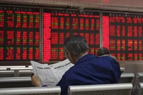 Chứng khoán Trung Quốc đi lên nhờ số liệu nhập khẩu khả quan