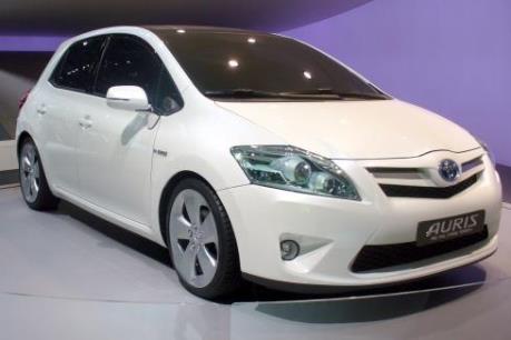 Thái Lan muốn sản xuất ô tô thân thiện với môi trường