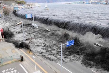 5 năm thảm họa động đất và sóng thần tại Nhật Bản