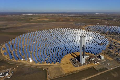 Puerto Rico xây dựng nhà máy điện mặt trời lớn nhất vùng biển Caribe