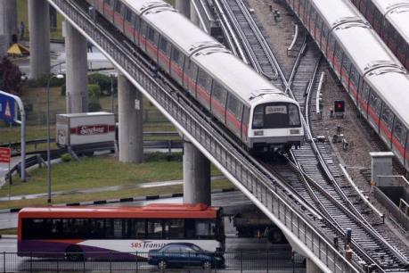 Singapore tăng mạnh đầu tư cho giao thông công cộng