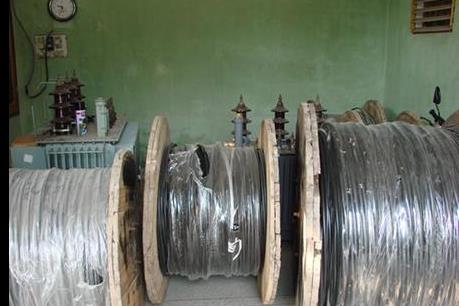 Điều tra vụ cướp dây cáp điện tại công trình Khu đô thị mới Mê Linh, Hà Nội