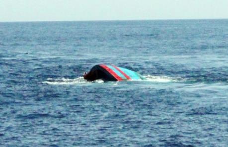 Thông tin liên quan đến việc tìm kiếm, cứu nạn các ngư dân của tàu cá KH 96440 TS