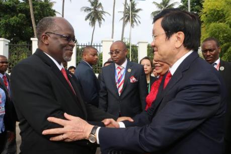 Nông nghiệp và viễn thông: Trọng tâm hợp tác Việt Nam-Tanzania