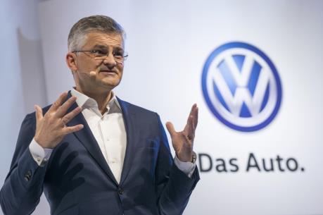 Giám đốc VW chi nhánh tại Mỹ từ chức