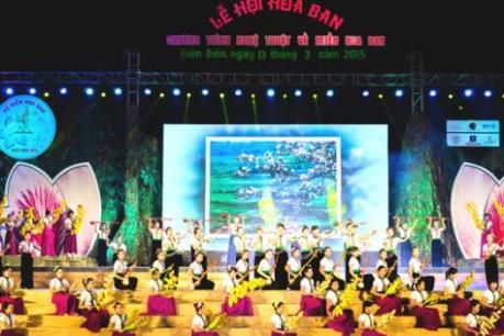 """Điện Biên """"cháy"""" dịch vụ nhà nghỉ, khách sạn dịp diễn ra Lễ hội Hoa Ban"""