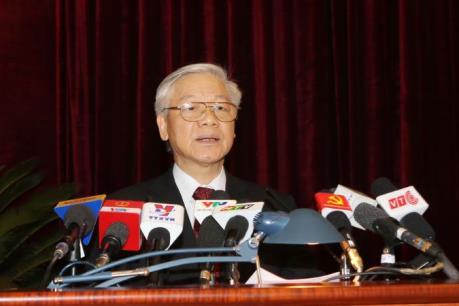 Phát biểu của Tổng Bí thư  Nguyễn Phú Trọng khai mạc Hội nghị Trung ương 2