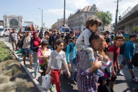 Vấn đề người di cư: Áo khẳng định vẫn đóng cửa tuyến Balkan theo kế hoạch