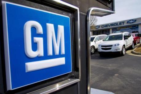 GM thu hồi nhiều mẫu xe 2016 vì vấn đề túi khí