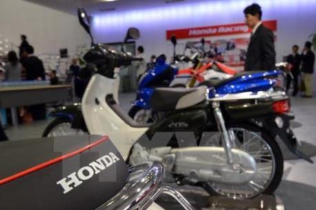 Thị trường xe máy Việt Nam tăng trưởng 8%