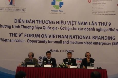 Giá trị thương hiệu Việt Nam giảm 19%