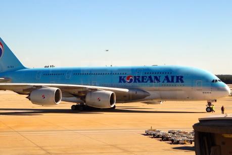 Hàn Quốc cho phép hãng Korean Air bay trực tiếp đến Iran