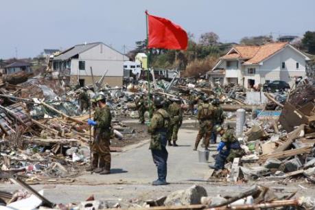 Những bức ảnh độc chưa từng công bố về thảm họa động đất và sóng thần ở Nhật Bản năm 2011