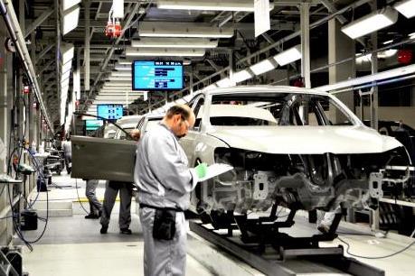 Volkswagen dự định cắt giảm 3.000 việc làm tại Đức tới cuối năm 2017
