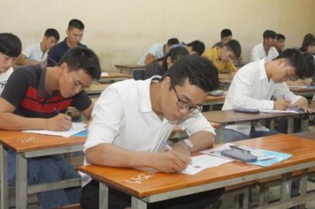 Quy định mới về thi THPT quốc gia năm 2016