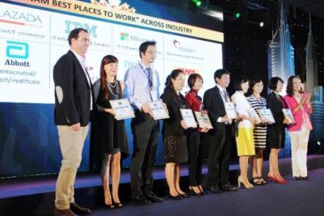 Nhiều doanh nghiệp Việt lọt danh sách 100 nơi làm việc tốt nhất