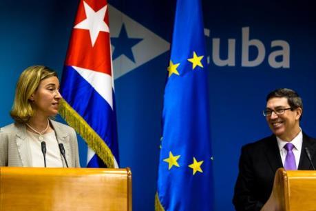 Bước tiến mới trong quan hệ hợp tác Cuba - EU