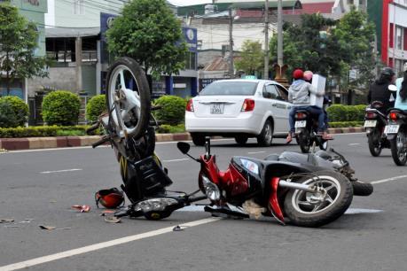 Tai nạn giao thông nghiêm trọng tại Bình Phước: 2 người chết, 1 người bị thương