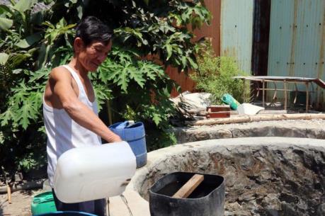 Cư dân trên quần đảo Nam Du thiếu nước ngọt trầm trọng