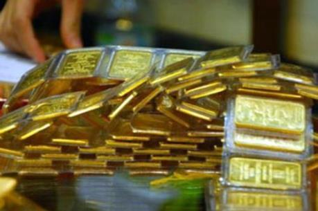 Giá vàng châu Á ngày 25/4 tăng nhẹ trước thềm cuộc họp của Fed