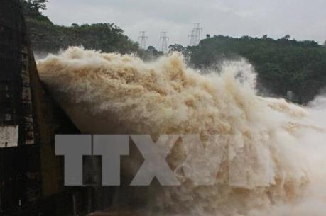 Thuỷ điện Trị An xả nước cầm chừng đẩy mặn vùng hạ du sông Đồng Nai