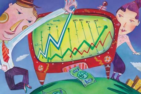 Thanh khoản tăng vọt gần 6.000 tỷ, VN-Index trên ngưỡng 577 điểm