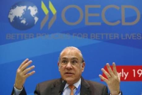 OECD: Hy Lạp cần được giúp đỡ để giải quyết khủng hoảng nợ và di cư