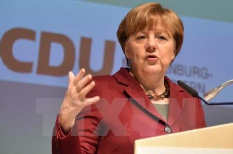 Thủ tướng Đức không thay đổi chính sách người tị nạn sau thất bại của CDU