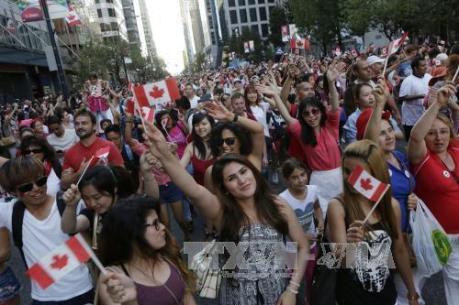 Người dân Canada ủng hộ tự do đi lại giữa bốn nước khối thịnh vượng