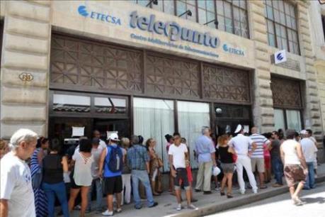 Một bước tiến lớn trong dịch vụ viễn thông Cuba