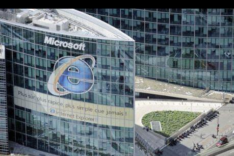 """Microsoft """"để mắt"""" tới thị trường Trung Quốc"""