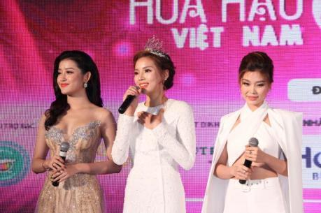 Hoa hậu Việt Nam 2016 chính thức khởi động