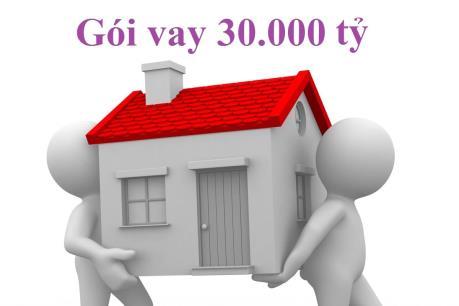 Bộ Xây dựng đề nghị tiếp tục giải ngân gói tín dụng 30.000 tỷ đồng