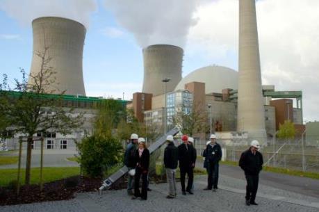 Berlin kiên quyết đóng cửa các nhà máy điện hạt nhân