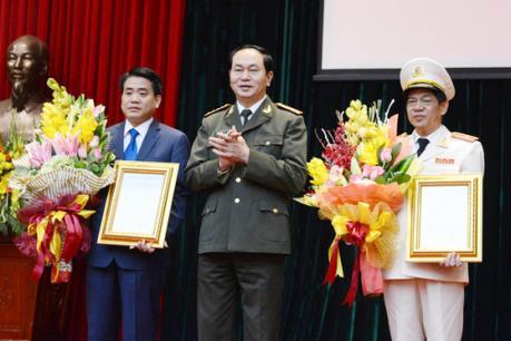 Thiếu tướng Đoàn Duy Khương giữ chức Giám đốc Công an Hà Nội