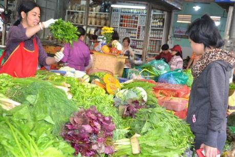 85% người dân vẫn mua thực phẩm ở chợ truyền thống