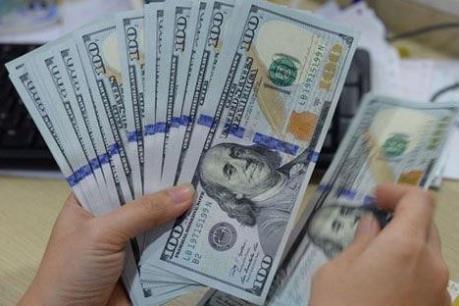 Tỷ giá trung tâm ngày 17/3 giảm 15 đồng