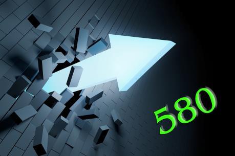 Bluechip hồi phục mạnh, VN-Index vượt mốc 580 điểm