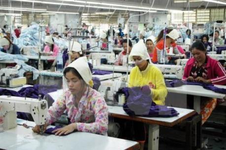 Xuất khẩu dệt may của Lào sang EU tăng mạnh
