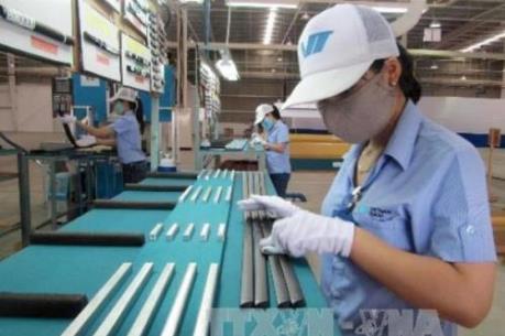 JETRO: Tỷ lệ cung ứng nguyên vật liệu của doanh nghiệp Việt Nam còn thấp